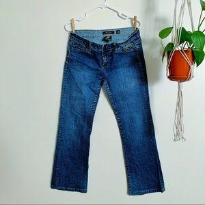 ED HARDY Straight Leg Jeans Vintage Y2K